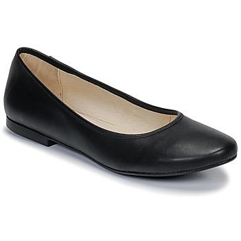Schuhe Damen Ballerinas So Size JARALUBE Schwarz