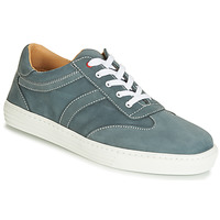 Schuhe Herren Sneaker Low So Size JAROULOTE Marine
