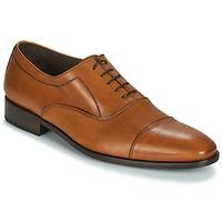 Schuhe Herren Richelieu So Size INDIANA Braun