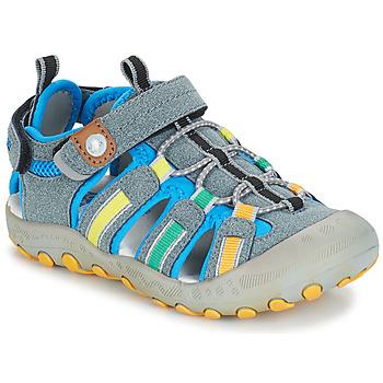 f8792385291 Schuhe Jungen Sportliche Sandalen Gioseppo 43008 Grau / Multifarben