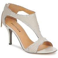 Schuhe Damen Sandalen / Sandaletten Premiata 2834 LUCE Creme
