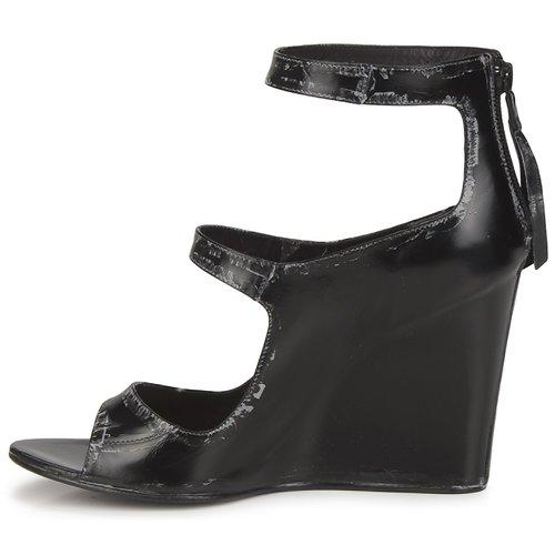 Premiata 2830 LUCE Schwarz Schuhe Sandalen / Sandaletten Damen 198
