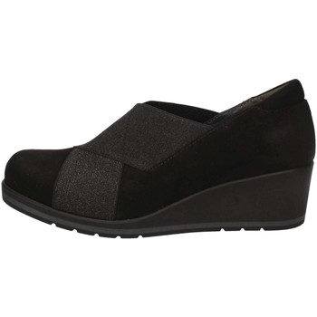Schuhe Damen Slipper Comart 562782 BLACK