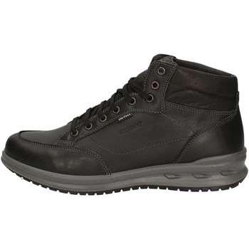 Schuhe Herren Sneaker High Grisport 43019A2G BLACK
