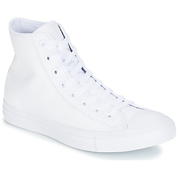 ALL STAR MONOCHROME CUIR HI