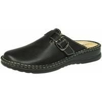 Schuhe Herren Pantoletten / Clogs Rohde Offene 6683-90 schwarz