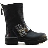 Schuhe Damen Low Boots Agl Attilio Giusti Leombruni D716551B Multicolor