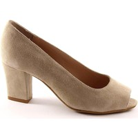 Schuhe Damen Pumps Grunland GRU-SC1142-BE Beige