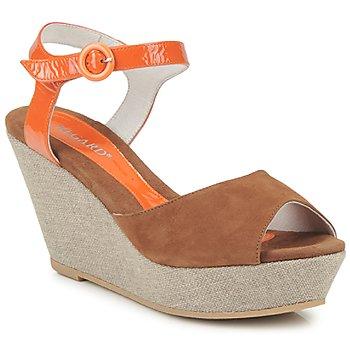 Schuhe Damen Sandalen / Sandaletten Regard RAFATI Camel