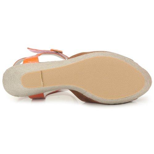 Regard RAFATI Camel  Schuhe Sandalen / Sandaletten Damen Damen Damen b434aa
