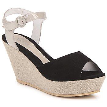 Schuhe Damen Sandalen / Sandaletten Regard RAFATI Schwarz