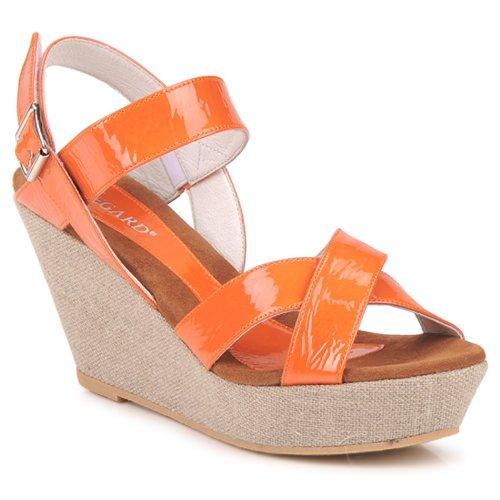 Sandalen / Sandaletten Regard RAGA Orange 350x350
