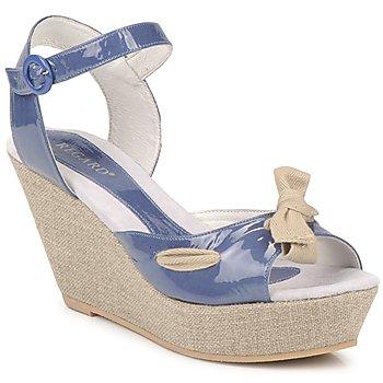 Sandalen / Sandaletten Regard RAGE Blau 350x350