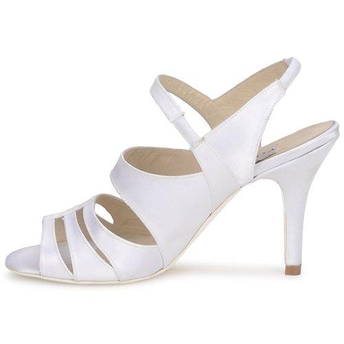 Vouelle ELISA Weiss  Damen Schuhe Sandalen / Sandaletten Damen  183,20 5a0234