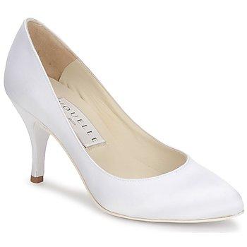Schuhe Damen Pumps Vouelle LEA Weiss