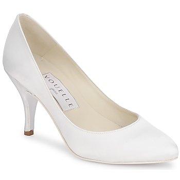 Schuhe Damen Pumps Vouelle LEA Elfenbein