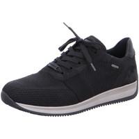 Schuhe Herren Sneaker Low Ara Schnuerschuhe GoreTEX schwarz