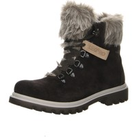 Schuhe Damen Schneestiefel Legero Stiefeletten 3-09662-21 grau