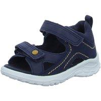 Schuhe Jungen Sandalen / Sandaletten Ecco Sandalen  PEEKABOO 751901/50595 blau