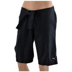 Kleidung Damen Jogginghosen Puma Bermuda hose
