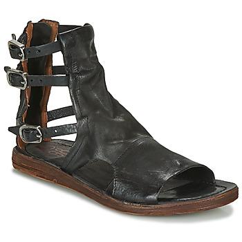 Schuhe Damen Sandalen / Sandaletten Airstep / A.S.98 RAMOS BRIDES Schwarz
