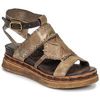 Schuhe Damen Sandalen / Sandaletten Airstep / A.S.98 LAGOS Gold