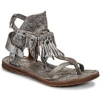 Schuhe Damen Sandalen / Sandaletten Airstep / A.S.98 RAMOS Silbern