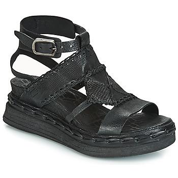Schuhe Damen Sandalen / Sandaletten Airstep / A.S.98 LAGOS Schwarz