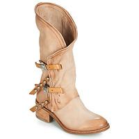 Schuhe Damen Klassische Stiefel Airstep / A.S.98 WINNIE Beige