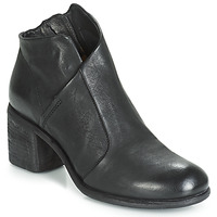 Schuhe Damen Low Boots Airstep / A.S.98 BALTIMORA LOW Schwarz