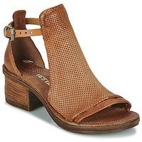 Schuhe Damen Sandalen / Sandaletten Airstep / A.S.98 KENYA Camel