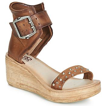 Schuhe Damen Sandalen / Sandaletten Airstep / A.S.98 NOA CLOU Camel