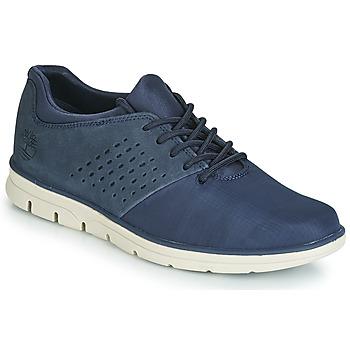 Schuhe Herren Sneaker Low Timberland BRADSTREET F/L OXFORD Blau
