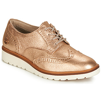 Schuhe Damen Derby-Schuhe Timberland ELLIS STREET OXFORD Rose / Gold