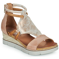Schuhe Damen Sandalen / Sandaletten Mjus TAPASITA Rose / Gold