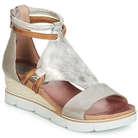 Schuhe Damen Sandalen / Sandaletten Mjus TAPASITA Grau / Silbern