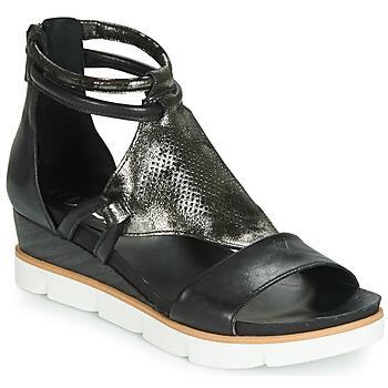 Schuhe Damen Sandalen / Sandaletten Mjus TAPASITA Schwarz