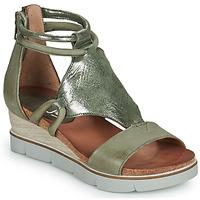 Schuhe Damen Sandalen / Sandaletten Mjus TAPASITA Kaki