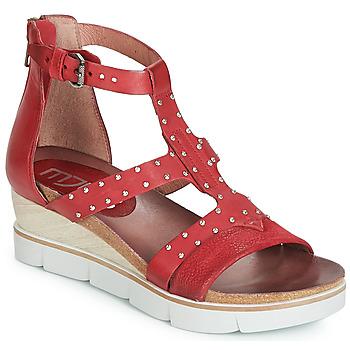 Schuhe Damen Sandalen / Sandaletten Mjus TAPASITA CLOU Rot
