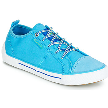Schuhe Damen Sneaker Low Columbia GOODLIFE LACE Blau