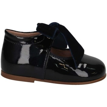 Schuhe Kinder Ballerinas Cucada 3570R AZUL First steps Kind blau blau