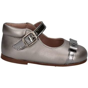 Schuhe Kinder Ballerinas Cucada 3585V ACERO First steps Kind Silber Silber
