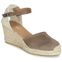 Schuhe Damen Sandalen / Sandaletten Betty London CASSIA Maulwurf