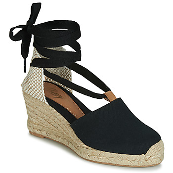Schuhe Damen Sandalen / Sandaletten Betty London GRANDA Schwarz