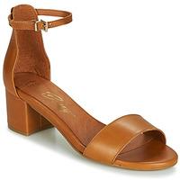 Schuhe Damen Sandalen / Sandaletten Betty London INNAMATA Camel