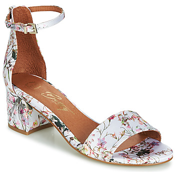 Schuhe Damen Sandalen / Sandaletten Betty London INNAMATA Weiss