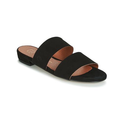 Betty London JISTINE Schwarz  Schuhe Pantoffel Damen