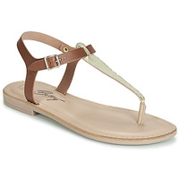 Schuhe Damen Sandalen / Sandaletten Betty London JISTINETTE Gold