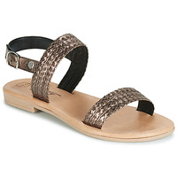 Schuhe Damen Sandalen / Sandaletten Betty London JADALETTE Bronze