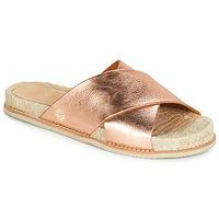 Schuhe Damen Pantoffel Betty London JIKOTI Gold